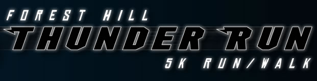 Forest Hill Thunder Run 5k